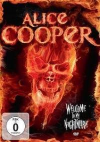 Cover Alice Cooper - Welcome To My Nightmare [DVD]